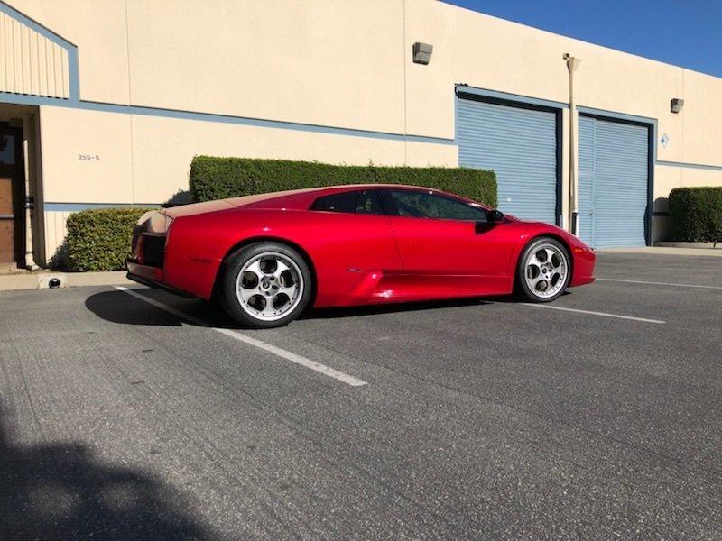 2002 Lamborghini Murcielago Amelia Island Select March 10 12th