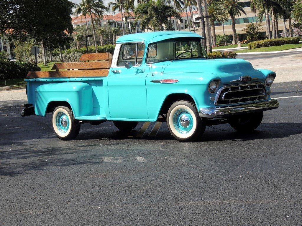 57771ab68074 hd 1957 chevrolet 3200 pick up truck
