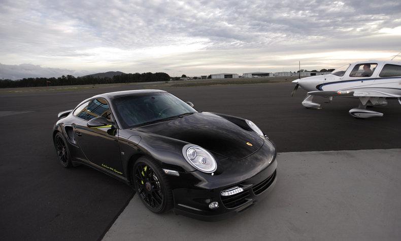 2012 Porsche 911 Turbo S 918 Spyder