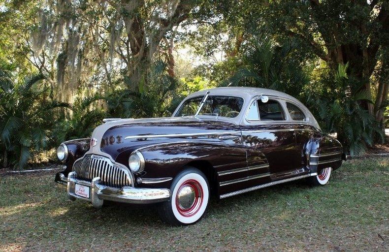 1942 Buick CENTURY SEDANETTE FASTBACK