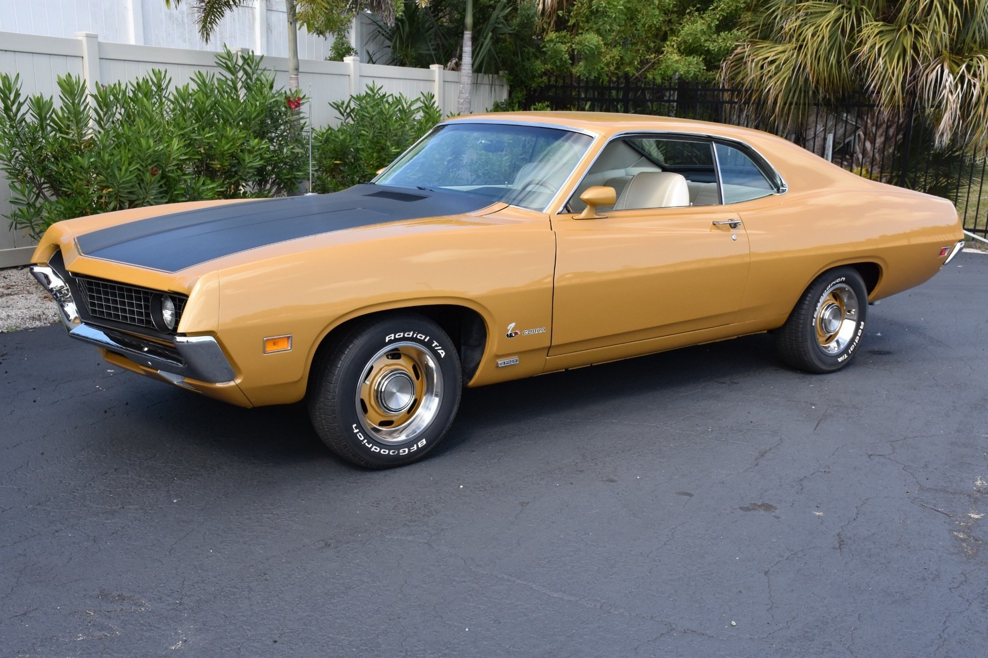Inventory My Classic Garage 1970 Ford Torino Gt Convertible