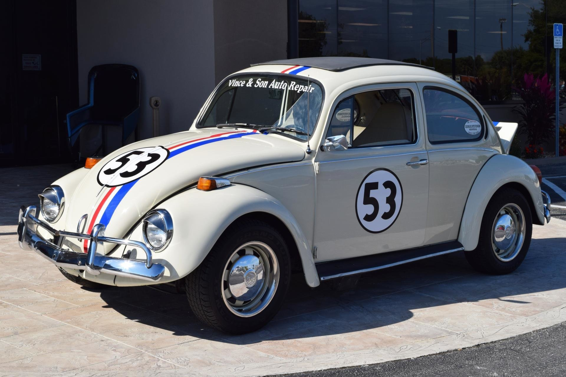 1973 Z Movie CAR Herbie 1 | Ideal Classic Cars LLC
