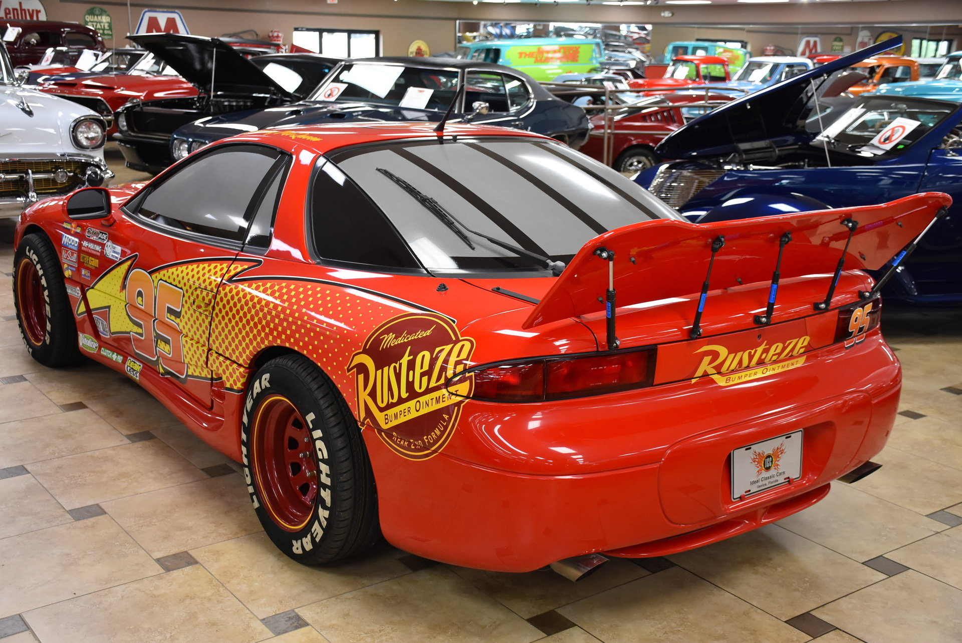 mcqueen lightning 1994 ideal cars classic vehicles