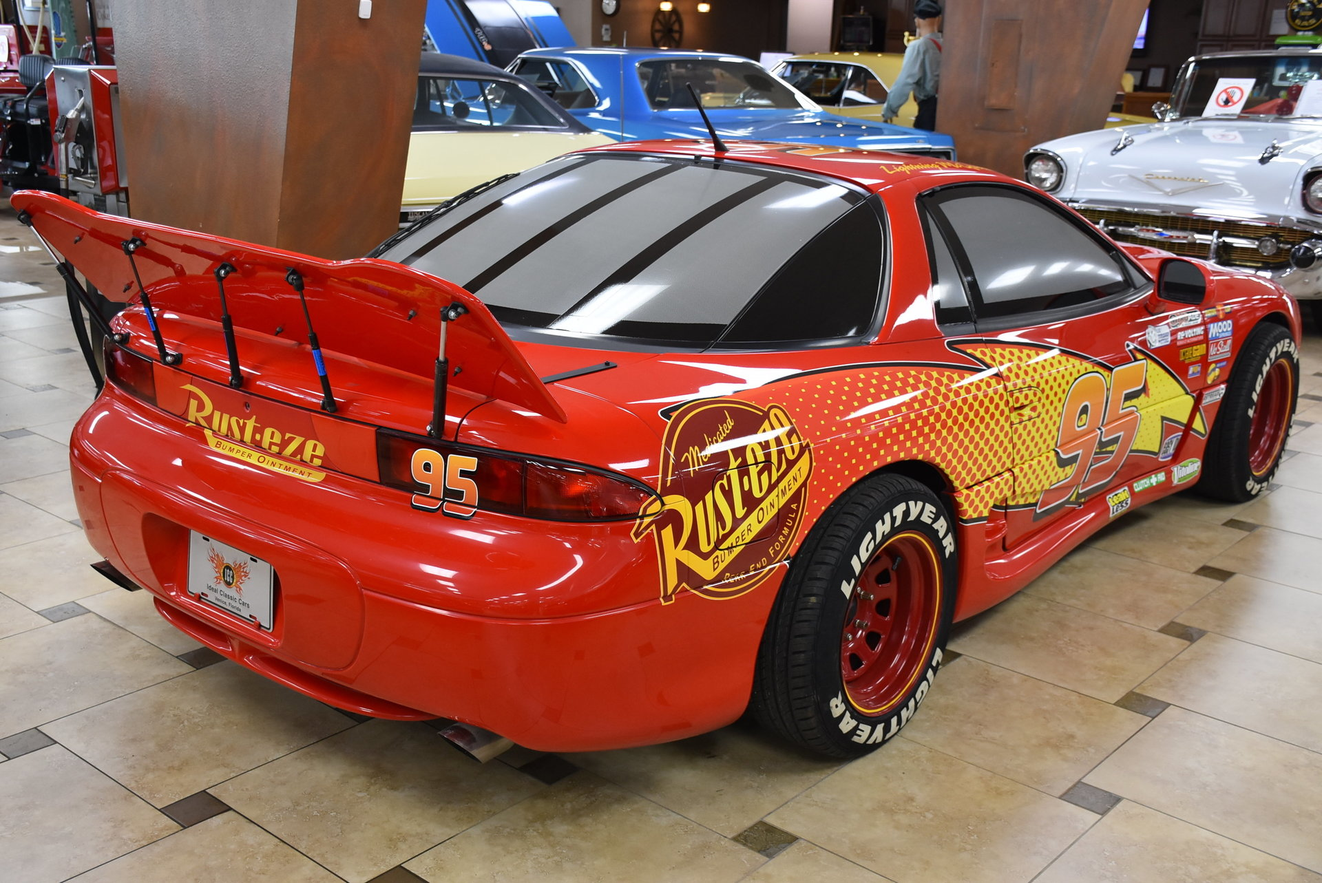 mcqueen lightning 1994 cars classic vehicles ideal