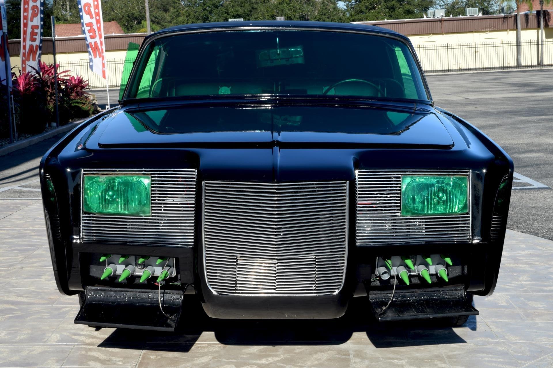 1966 Z Movie Car Green Hornet Black Beauty for sale #92574 ...