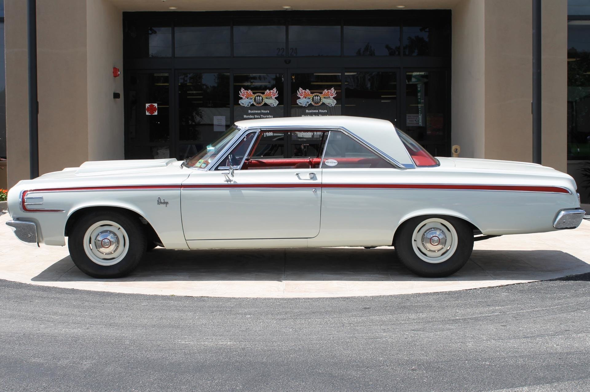 1964 Dodge 440 Ideal Classic Cars Llc Max Wedge 68931c8f4639 Low Res