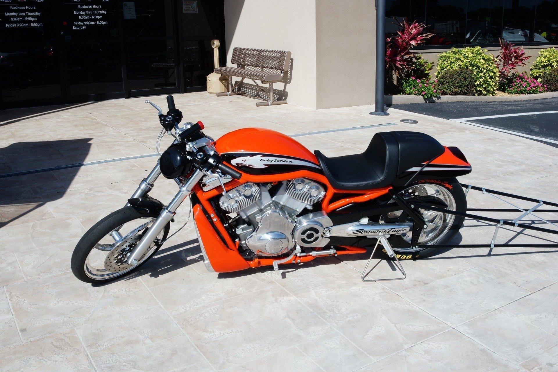 2006 Harley Davidson V-Rod Destroyer   Ideal Classic Cars LLC