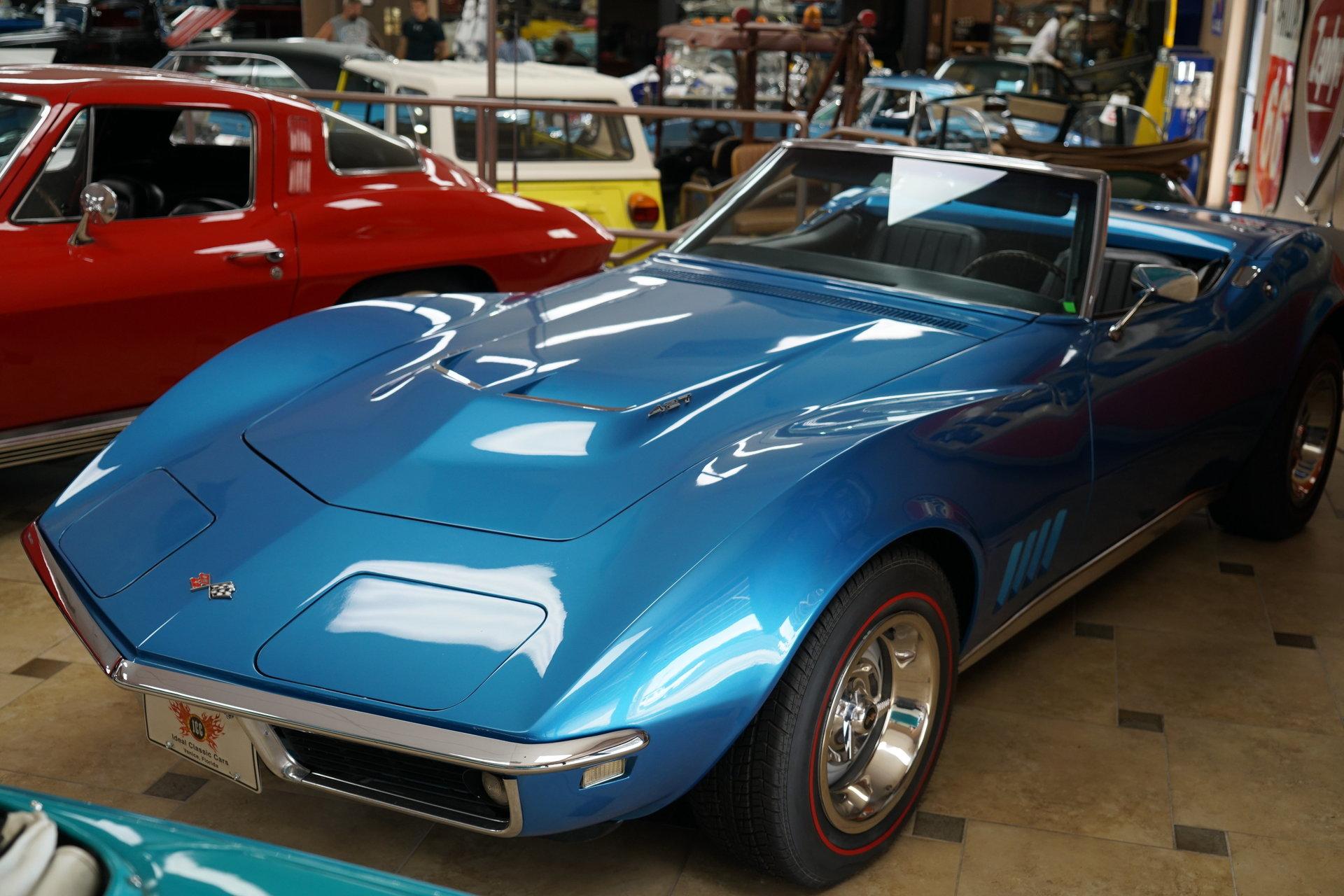 Chevrolet Corvette Ideal Classic Cars LLC - Ideal classic cars car show