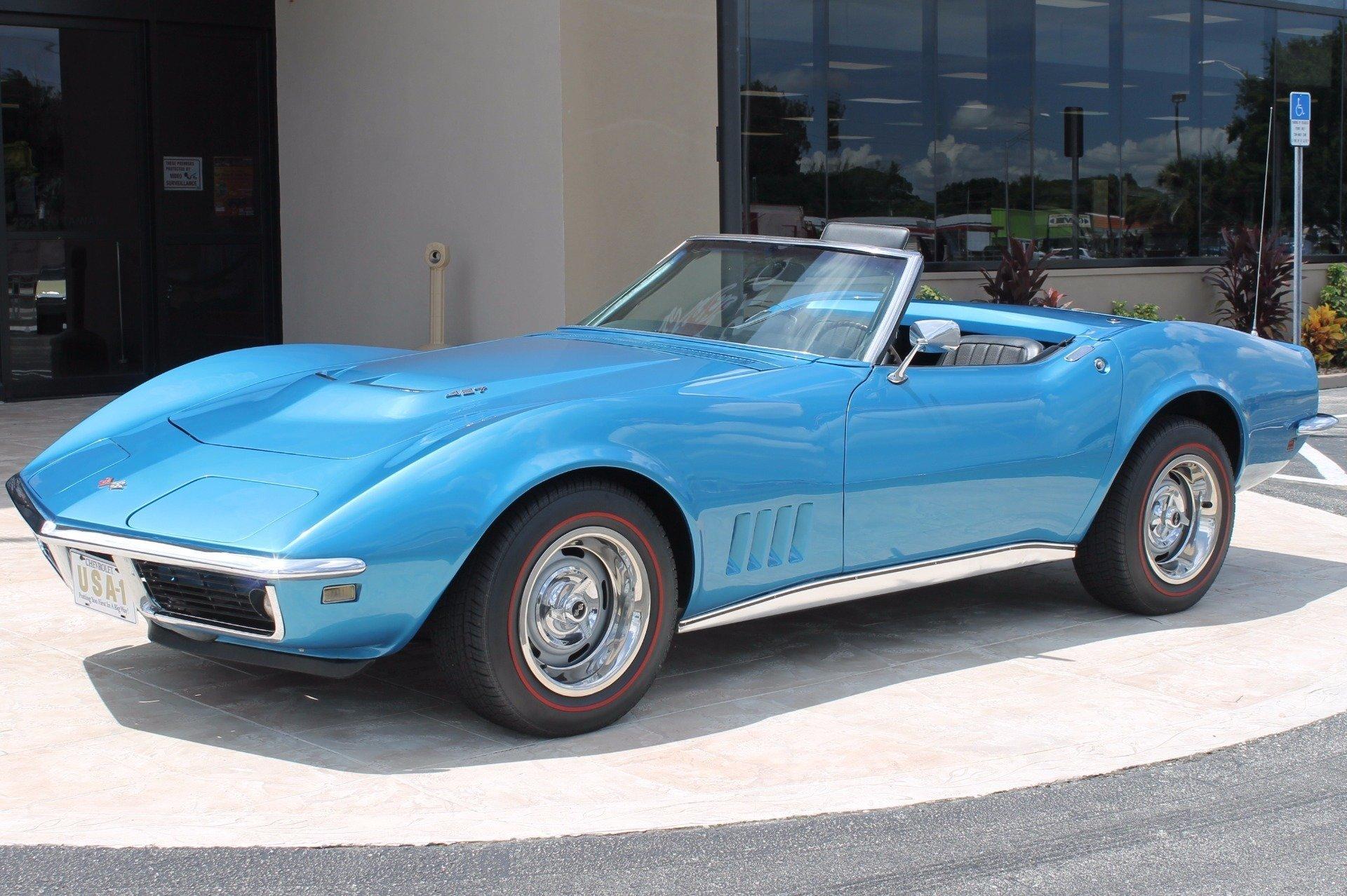 812fb315f60 hd 1968 chevrolet corvette