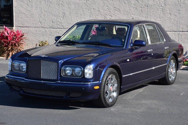 For Sale 2003 Bentley Arnage R