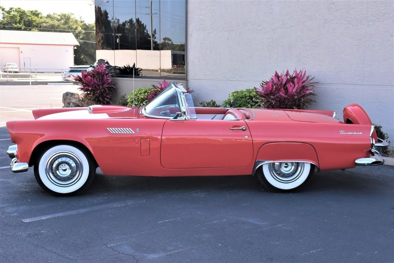12512ea40dbd low res 1956 ford thunderbird