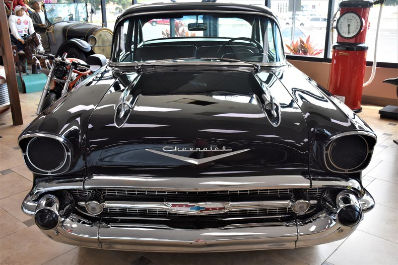 126319429a415 low res 1957 chevrolet 210 black widow