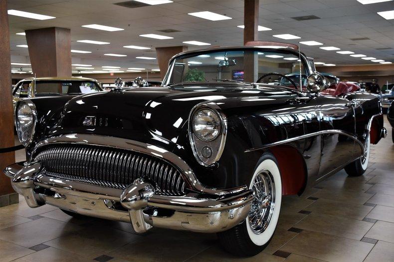 125153fee624b low res 1954 buick skylark sport
