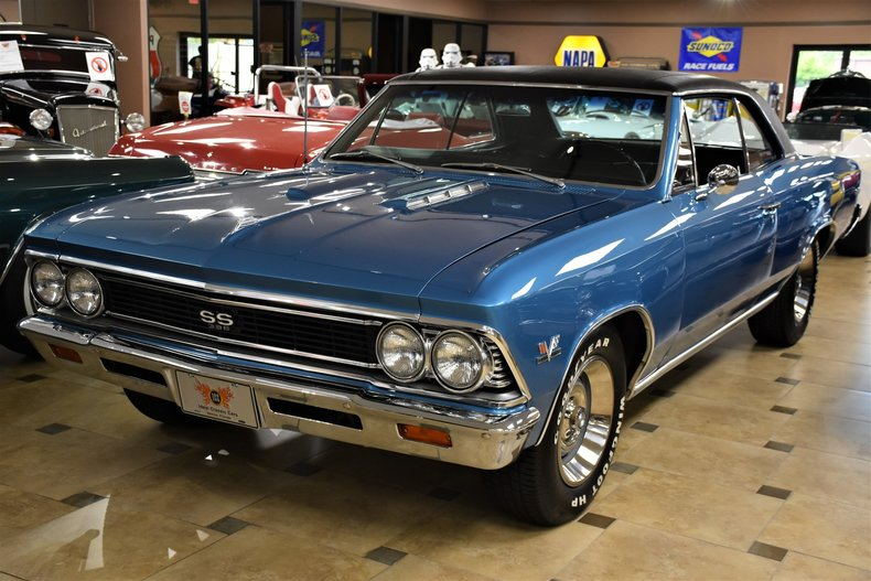 136082ac22a6b low res 1966 chevrolet chevelle ss