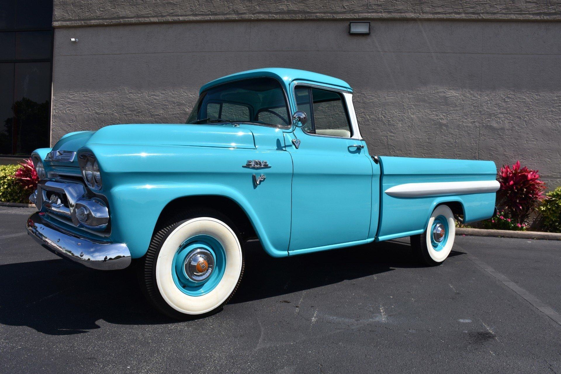 1959 GMC 100 Pick Up | Ideal Classic Cars LLC