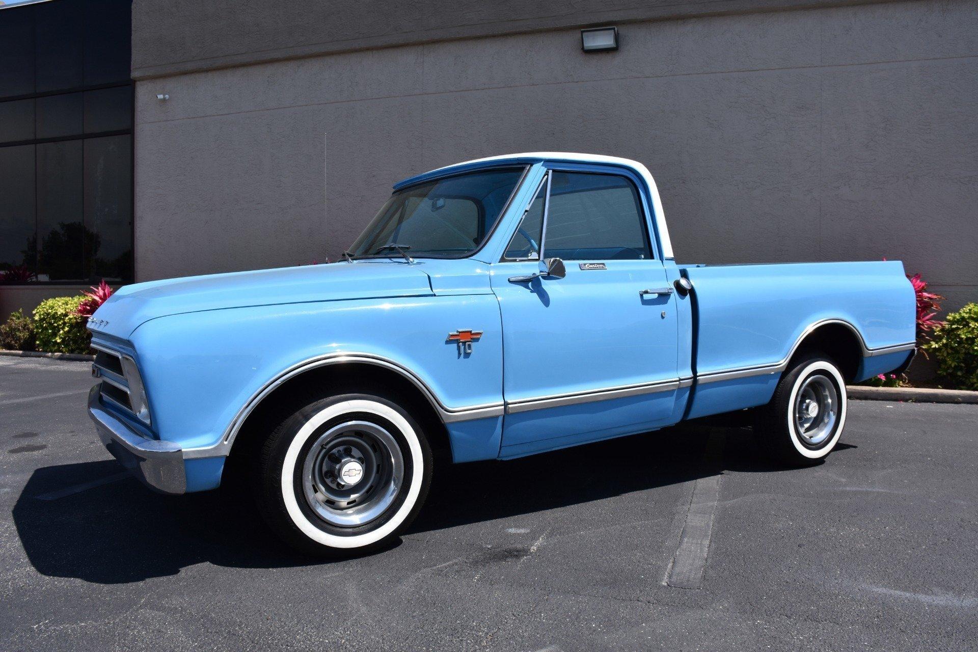1967 Chevrolet C-10 | Ideal Classic Cars LLC