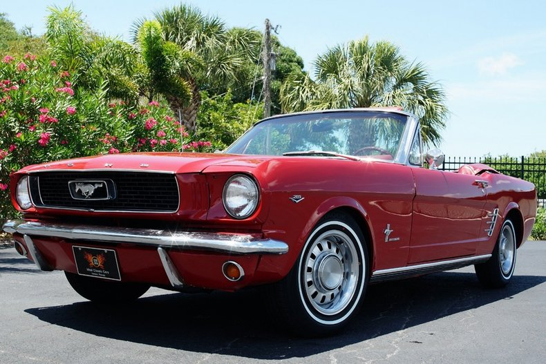 10704976b6eb low res 1966 ford mustang