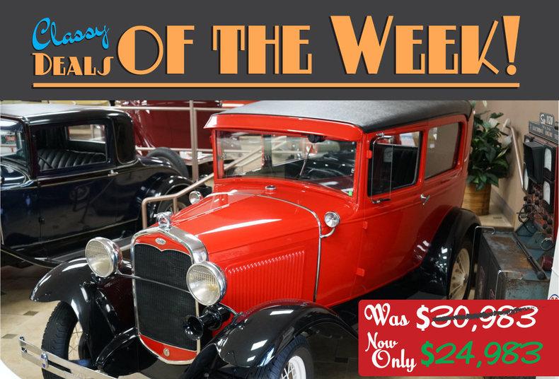 134082c8d8d19 low res 1931 ford model a