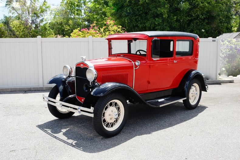 991a1009afd low res 1931 ford model a