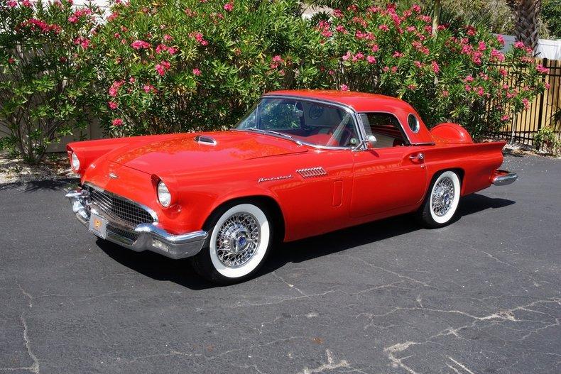 1300aa9e456f low res 1957 ford thunderbird