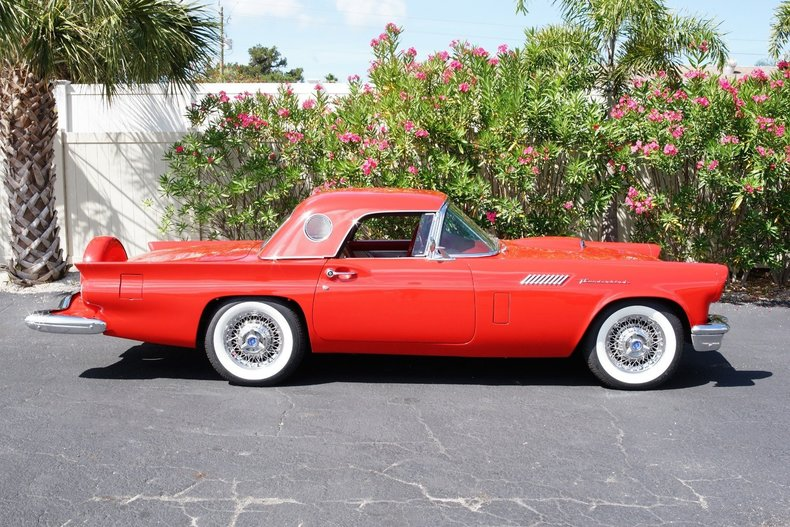 1305541f1c8e low res 1957 ford thunderbird