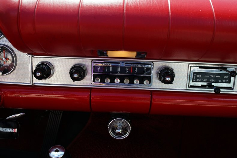 245480ff8675 low res 1957 ford thunderbird