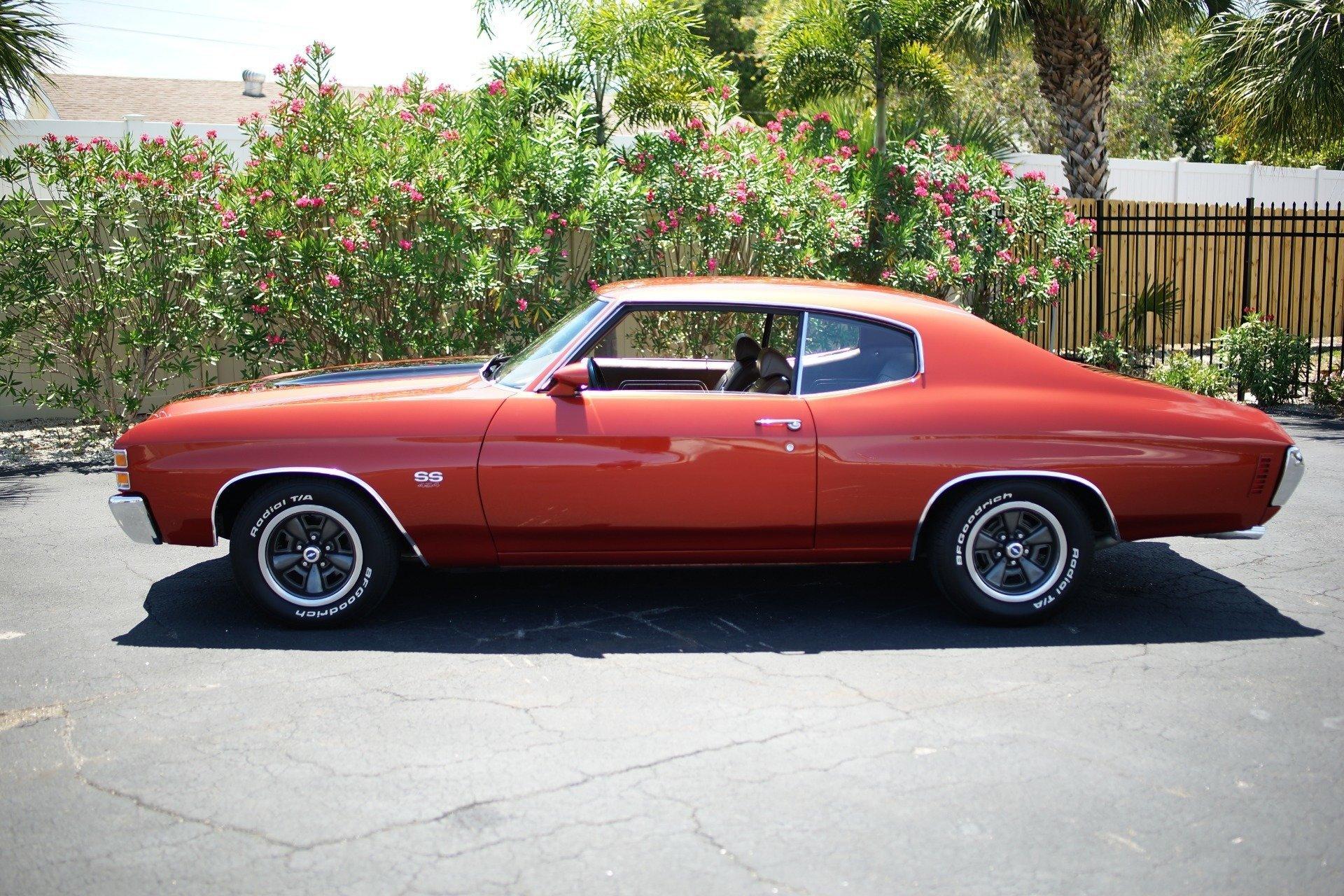 1971 Chevrolet Chevelle Ideal Classic Cars Llc