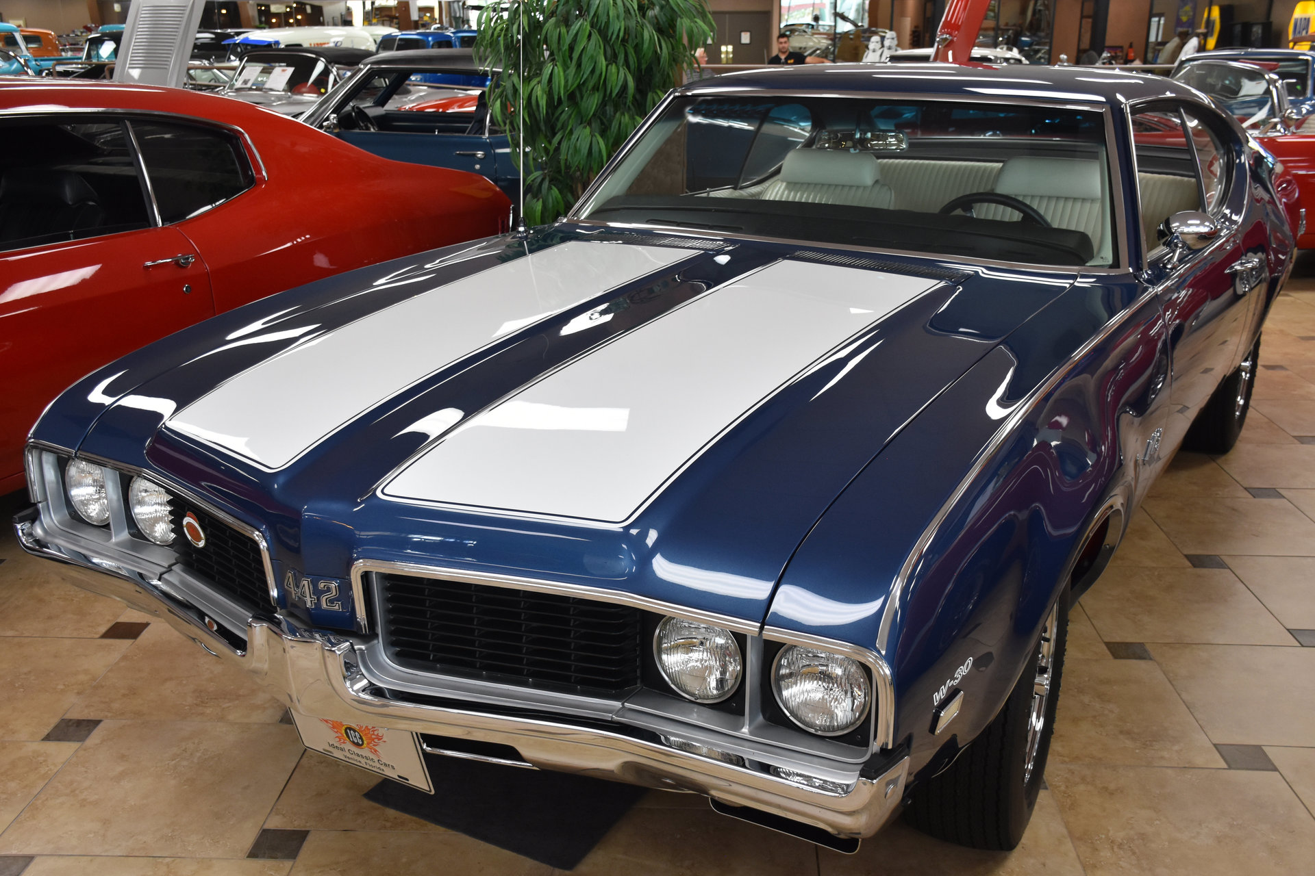 128377407a962 hd 1969 oldsmobile 442 w 30