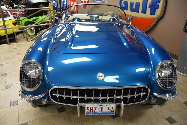 14101c3ba5a37 low res 1954 chevrolet corvette