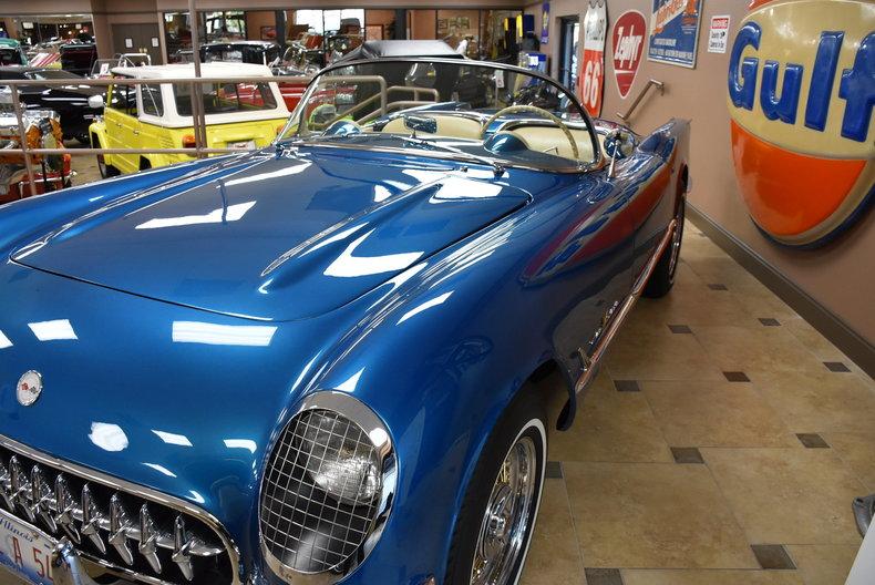 14102c8cfe9be low res 1954 chevrolet corvette