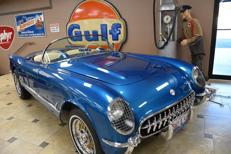 14104a773130e low res 1954 chevrolet corvette