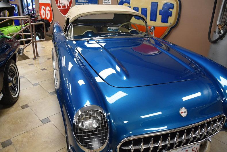 141072c763dbf low res 1954 chevrolet corvette