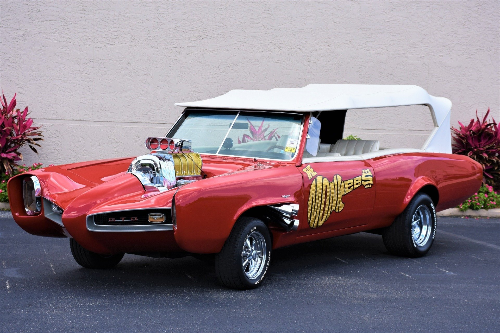 1967 Z Movie CAR THE Monkees Mobile | Ideal Classic Cars LLC