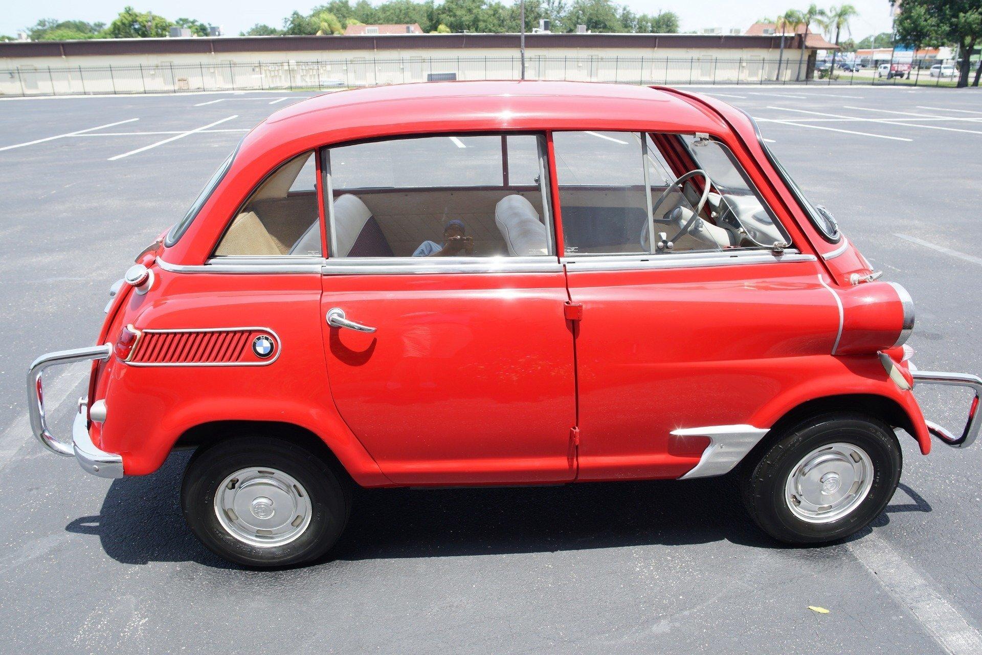 1959 Bmw Isetta 600 For Sale 92641 Mcg