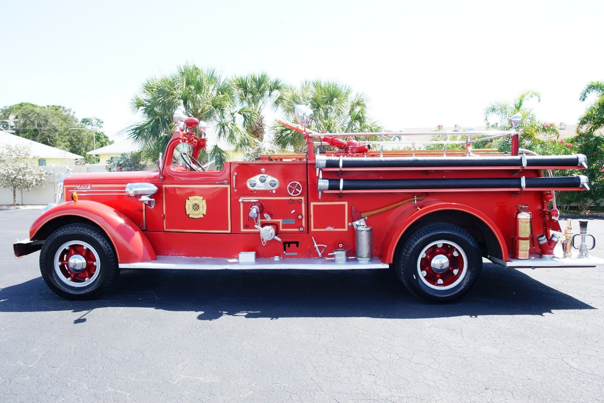 Fire Engine Drivetrain Diagram Wiring Libraries Library1494efedae07 Low Res 1943 Mack Model 505 Truck
