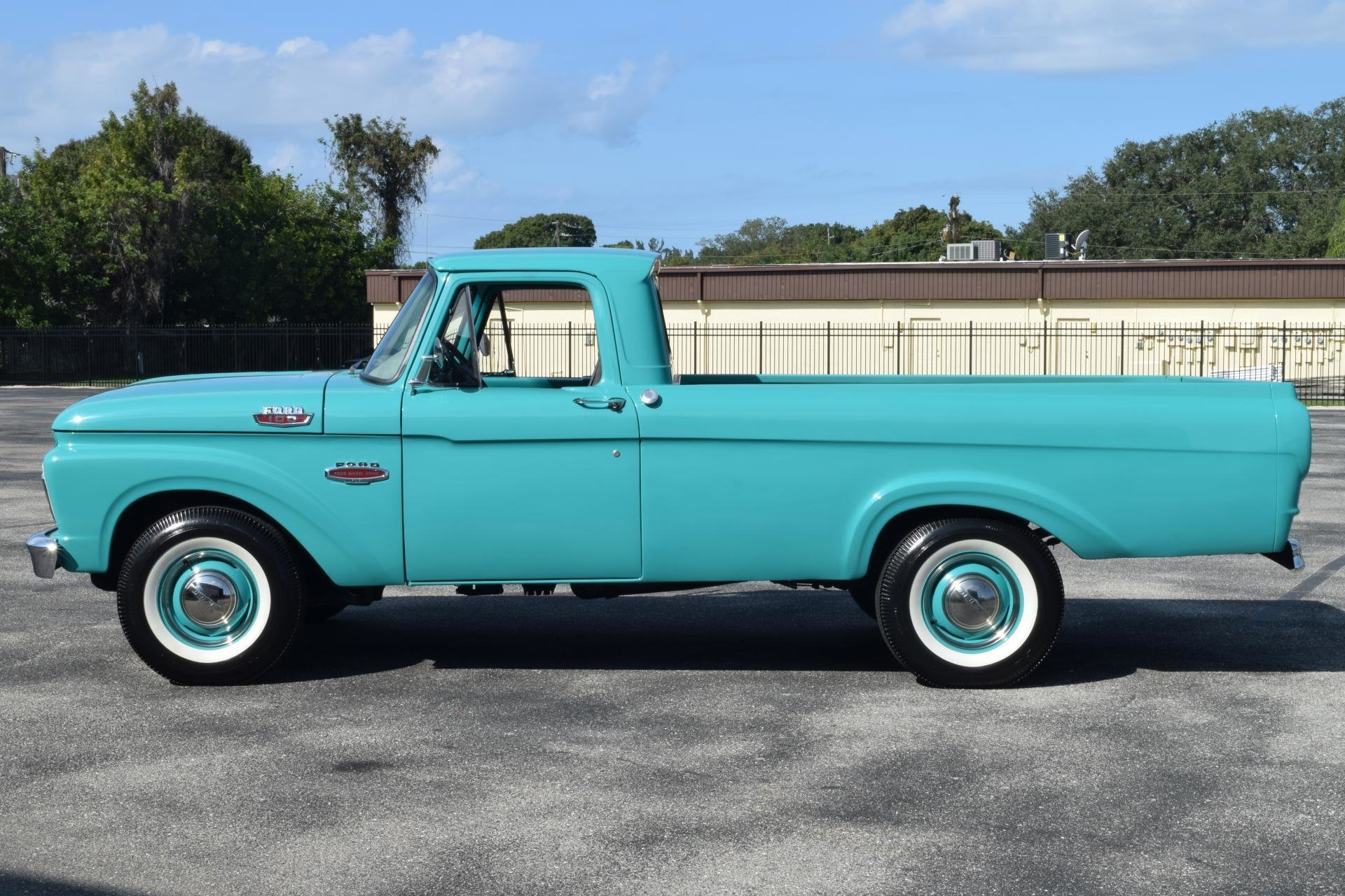 1961 Ford F100 For Sale 103080 Mcg Pickup