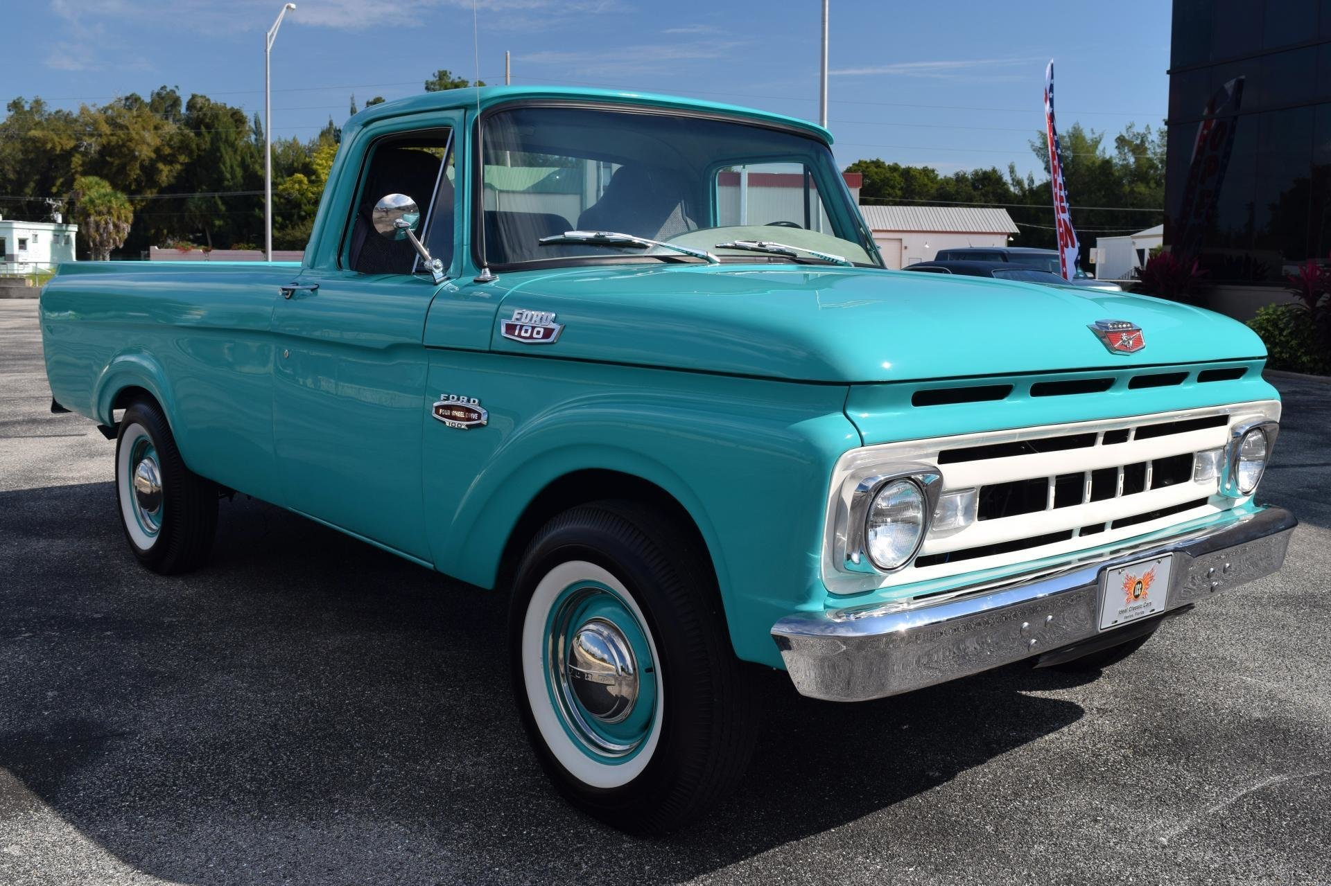 1961 Ford F100 Ideal Classic Cars Llc Pick Up 7512acd9e925 Low Res