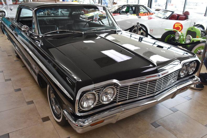 130566038d3ac low res 1964 chevrolet impala ss