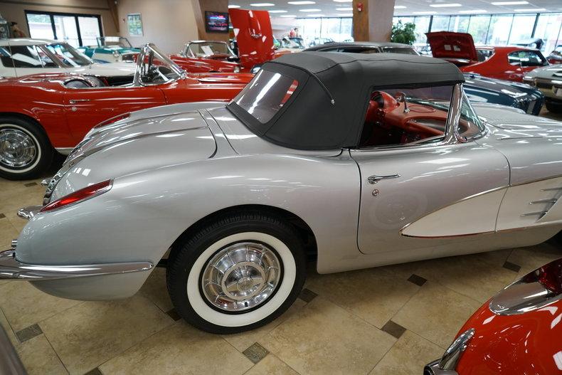 12802aa92d358 low res 1958 chevrolet corvette