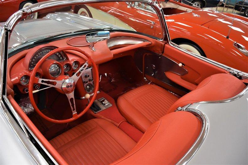 133453fe36daf low res 1958 chevrolet corvette