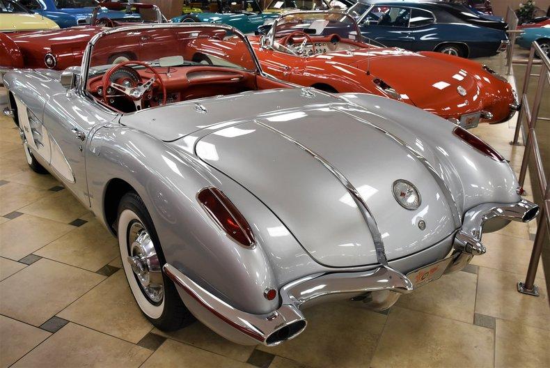 133464d182dae low res 1958 chevrolet corvette