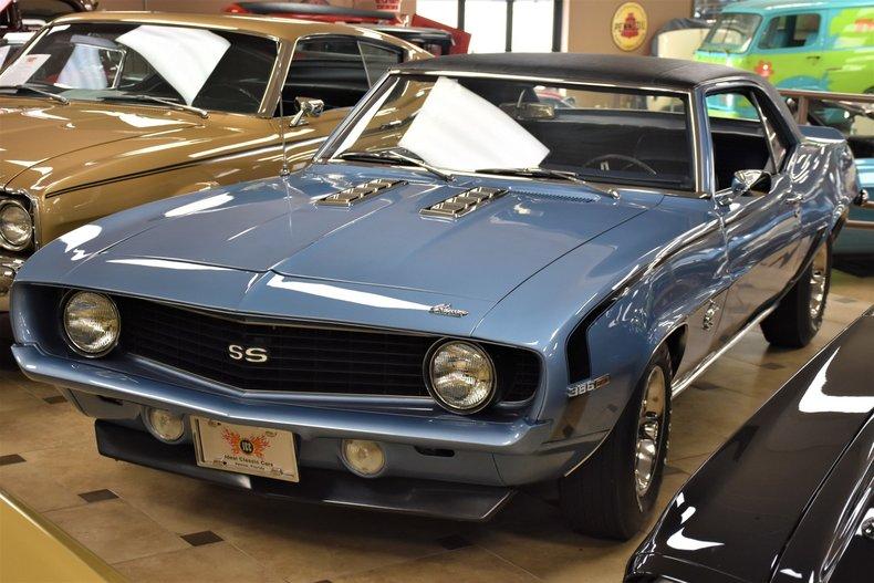 1268494ea6516 low res 1969 chevrolet camaro ss