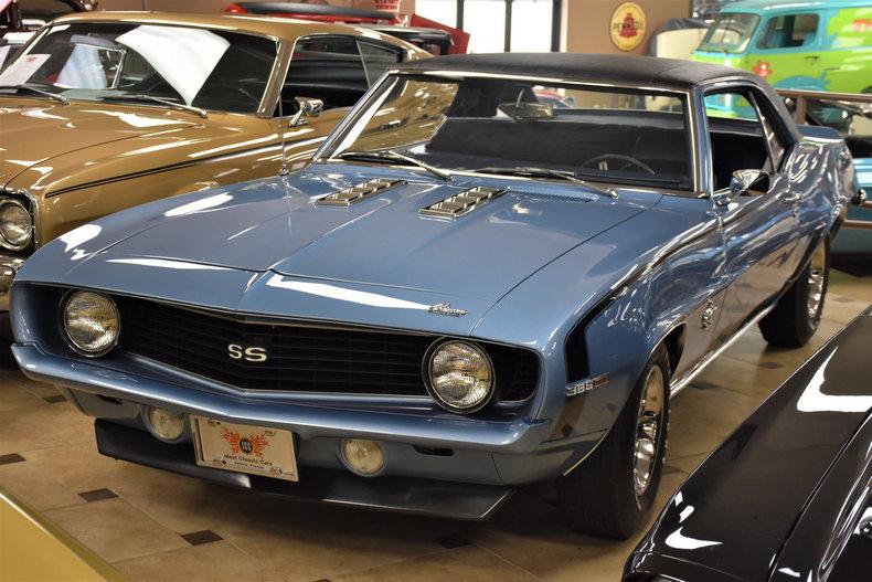 12823207ae93b low res 1969 chevrolet camaro ss