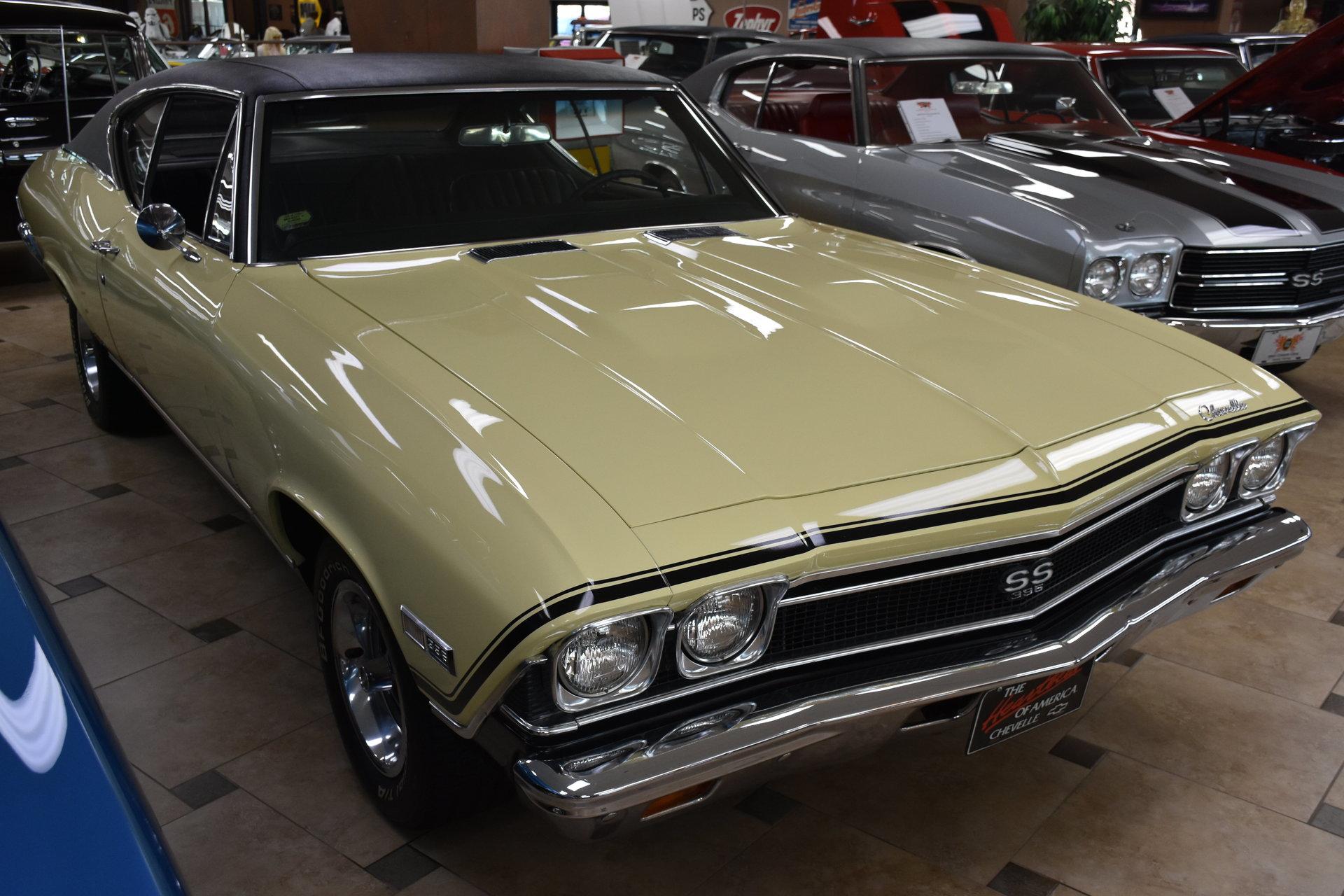 1968 Chevrolet Chevelle Ideal Classic Cars Llc