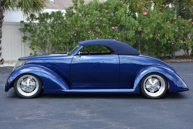 12189bf1f7609 low res 1937 ford wild rod convertible