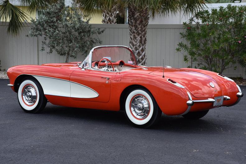 122648db40d47 low res 1957 chevrolet corvette