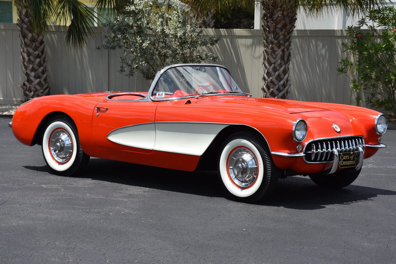 12268bb5c60a8 low res 1957 chevrolet corvette