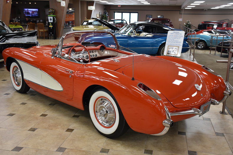 13030502109d6 low res 1957 chevrolet corvette