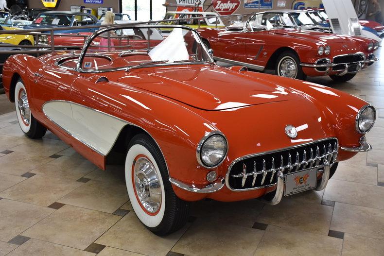 1303115daa10d low res 1957 chevrolet corvette