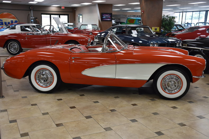 130330580525b low res 1957 chevrolet corvette
